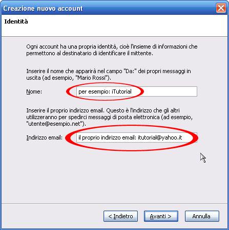 Creare il proprio indirizzo e-mail gratuito con un nome di ...