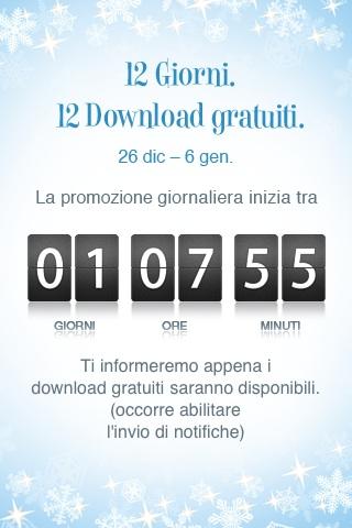 iTunes 12 giorni di regali 2