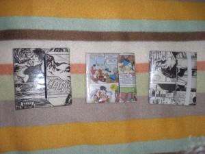 porta spiccioli fumetti